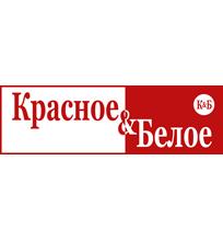 лого магазин красное и белое